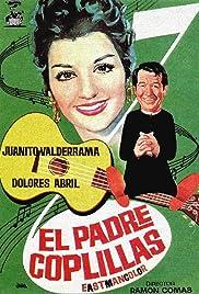 El padre Coplillas Poster