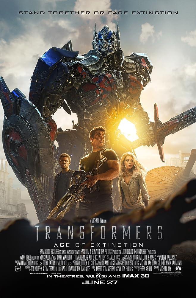 ტრანსფორმერები: გადაშენების ერა / TRANSFORMERS: AGE OF EXTINCTION