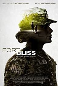 Michelle Monaghan in Fort Bliss (2014)