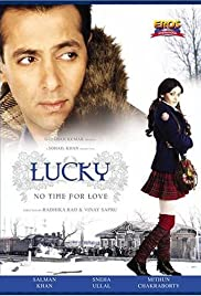 Lucky: No Time for Love Poster