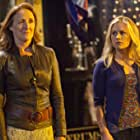 Anna Paquin and Fiona Shaw in True Blood (2008)