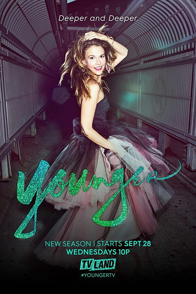 Younger Temporada 05 Completa HDTV 720P – 480p [English] Multi-Host