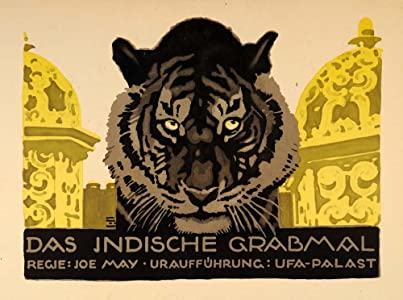 New movie downloads Das indische Grabmal zweiter Teil - Der Tiger von Eschnapur Germany [UltraHD]