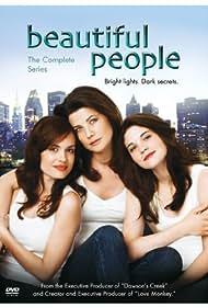 Daphne Zuniga, Sarah Tareen, and Torrey DeVitto in Beautiful People (2005)