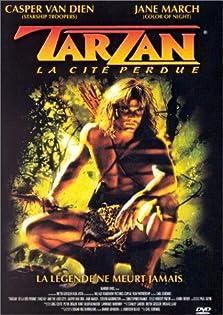 Tarzan and the Lost City (1998)