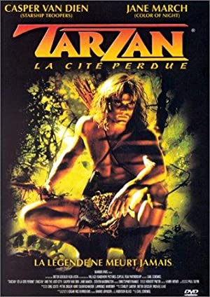 Tarzan and the Lost City (1998) Dual Audio {Hin-Eng} Movie Download | 480p (300MB) | 720p (1.2GB)