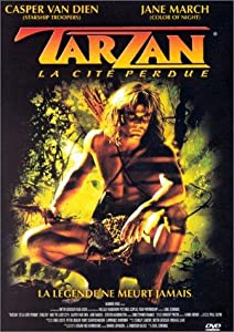 Tarzan and the Lost City 720p