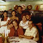 Edward James Olmos and Jimmy Smits in My Family (1995)