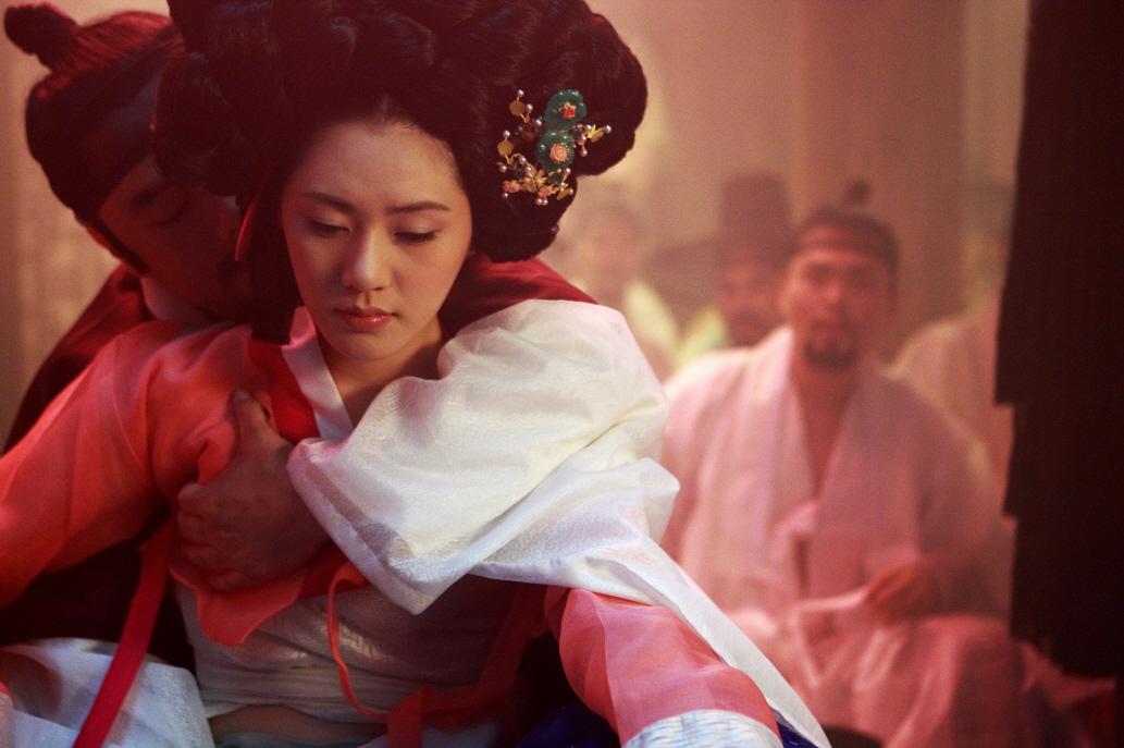 Choo Ja Hyun dalam film Portrait of a Beauty (2008)