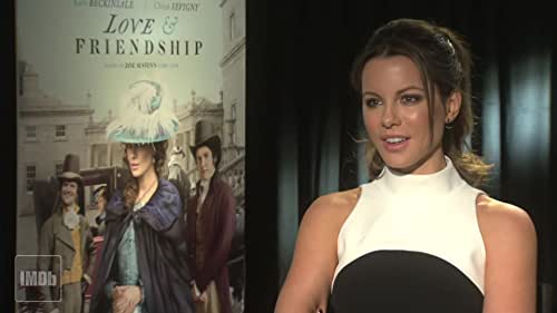 Kate Beckinsale on Playing a Naughty Lady in 'Love & Friendship'