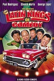 The Original Latin Kings of Comedy Poster - Movie Forum, Cast, Reviews