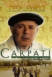 Carpati: 50 Miles, 50 Years Poster