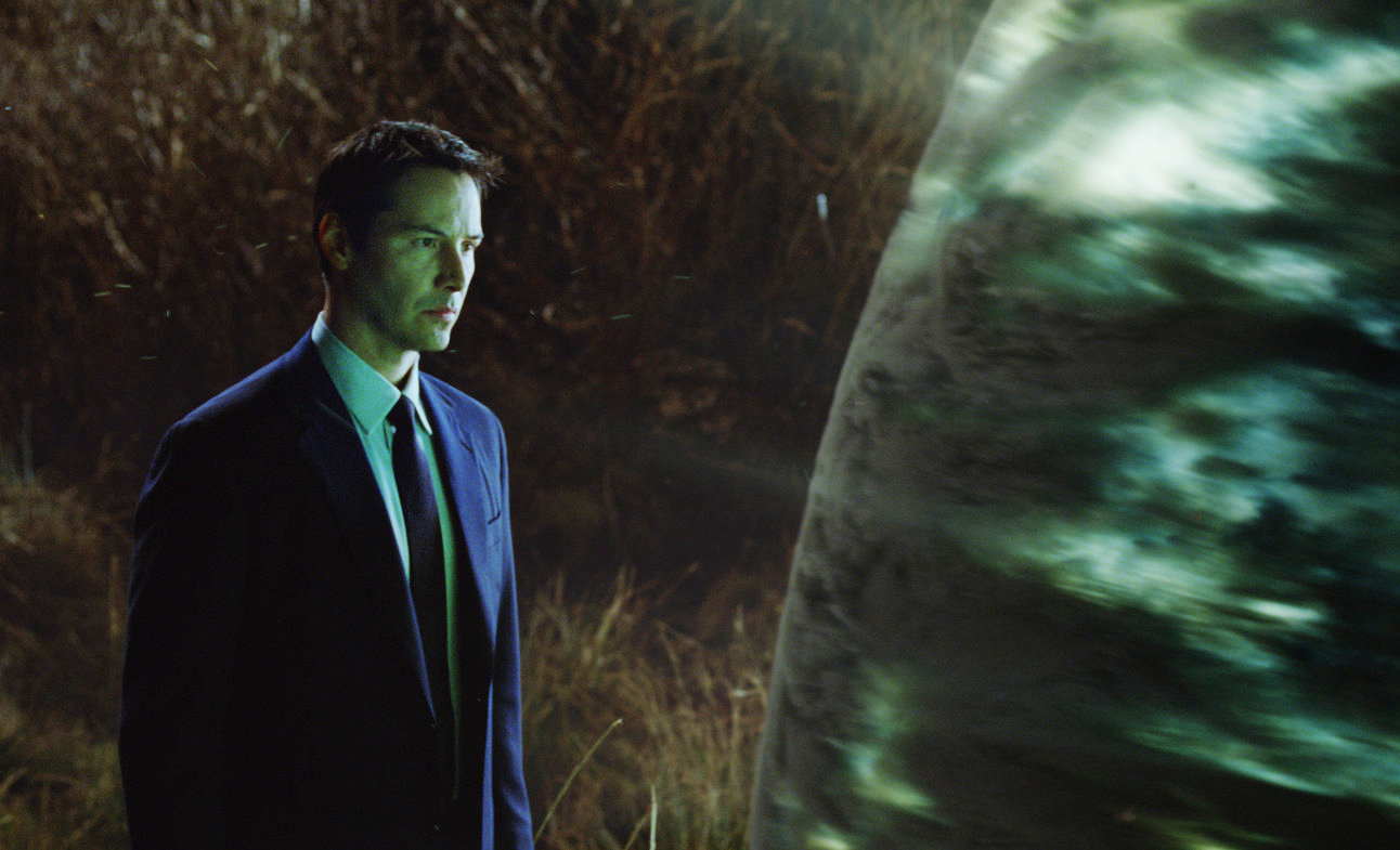 Keanu Reeves in The Day the Earth Stood Still (2008)