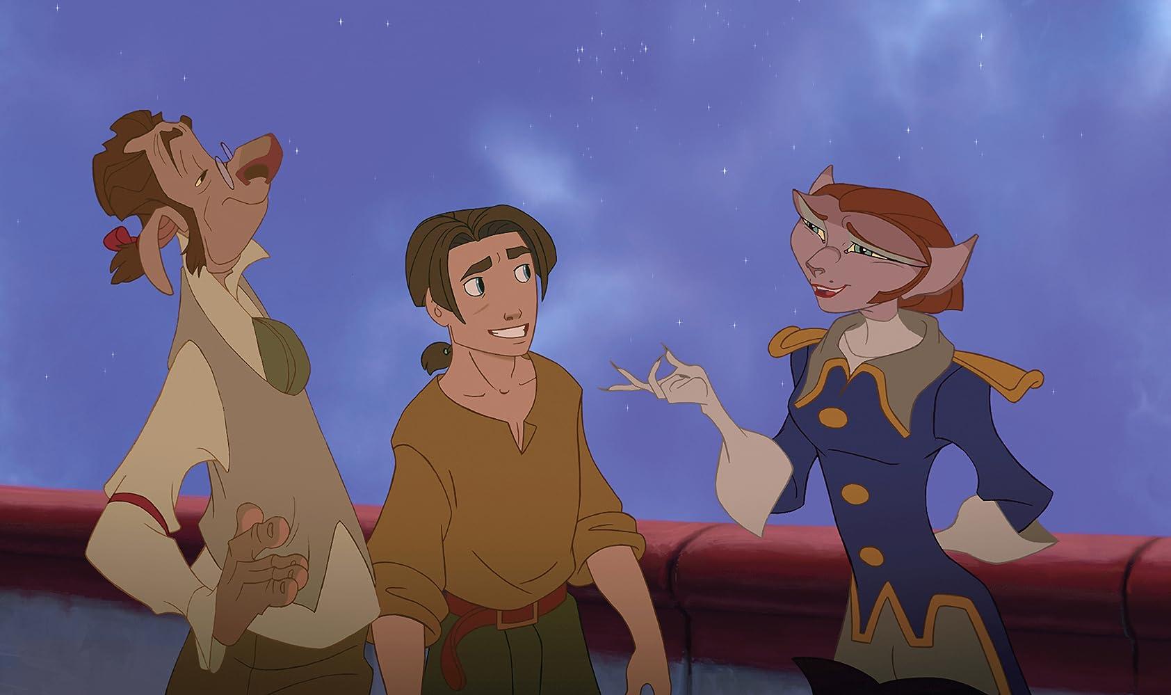 That Disney treasure planet dvd consider, that