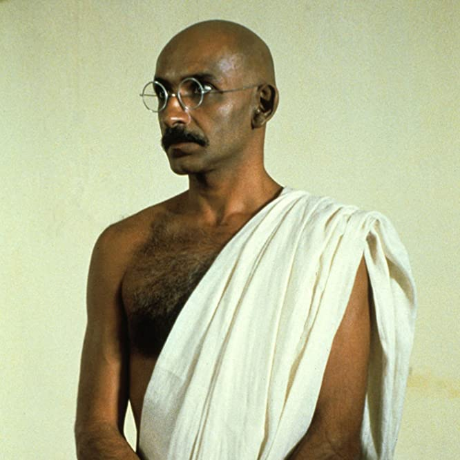 Ben Kingsley in Gandhi (1982)