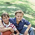 Leonardo DiCaprio and Max Elliott Slade in Parenthood (1990)