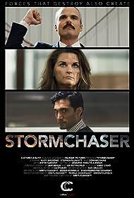 Mary Birdsong, Dominic Rains, and Stephen Plunkett in Stormchaser (2019)