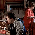 Marcia Jean Kurtz and Patton Oswalt in Big Fan (2009)