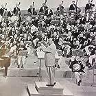 Harry Seymour, Ray Turner, Paul Whiteman, Buddy Morrow, and Al Gallodoro in Rhapsody in Blue (1945)