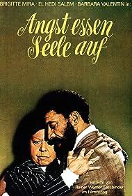 El Hedi ben Salem and Brigitte Mira in Angst essen Seele auf (1974)