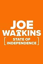 Joe Watkins: State of Independence Poster