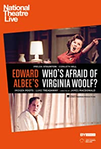 Primary photo for National Theatre Live: Edward Albee's Who's Afraid of Virginia Woolf?