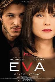 Isabelle Huppert and Gaspard Ulliel in Eva (2018)