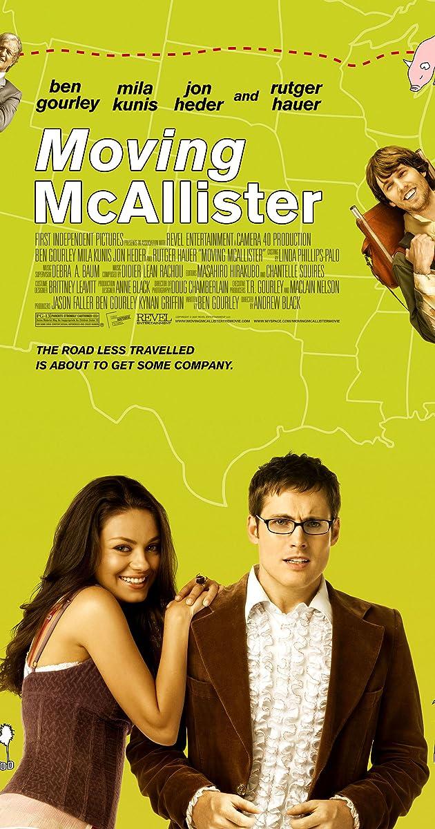 Subtitle of Moving McAllister
