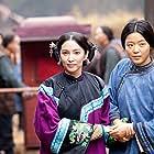Jun Ji-hyun and Bingbing Li in Snow Flower and the Secret Fan (2011)