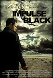 Impulse Black Poster