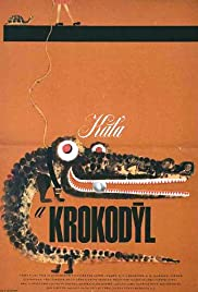 Káta a krokodýl Poster