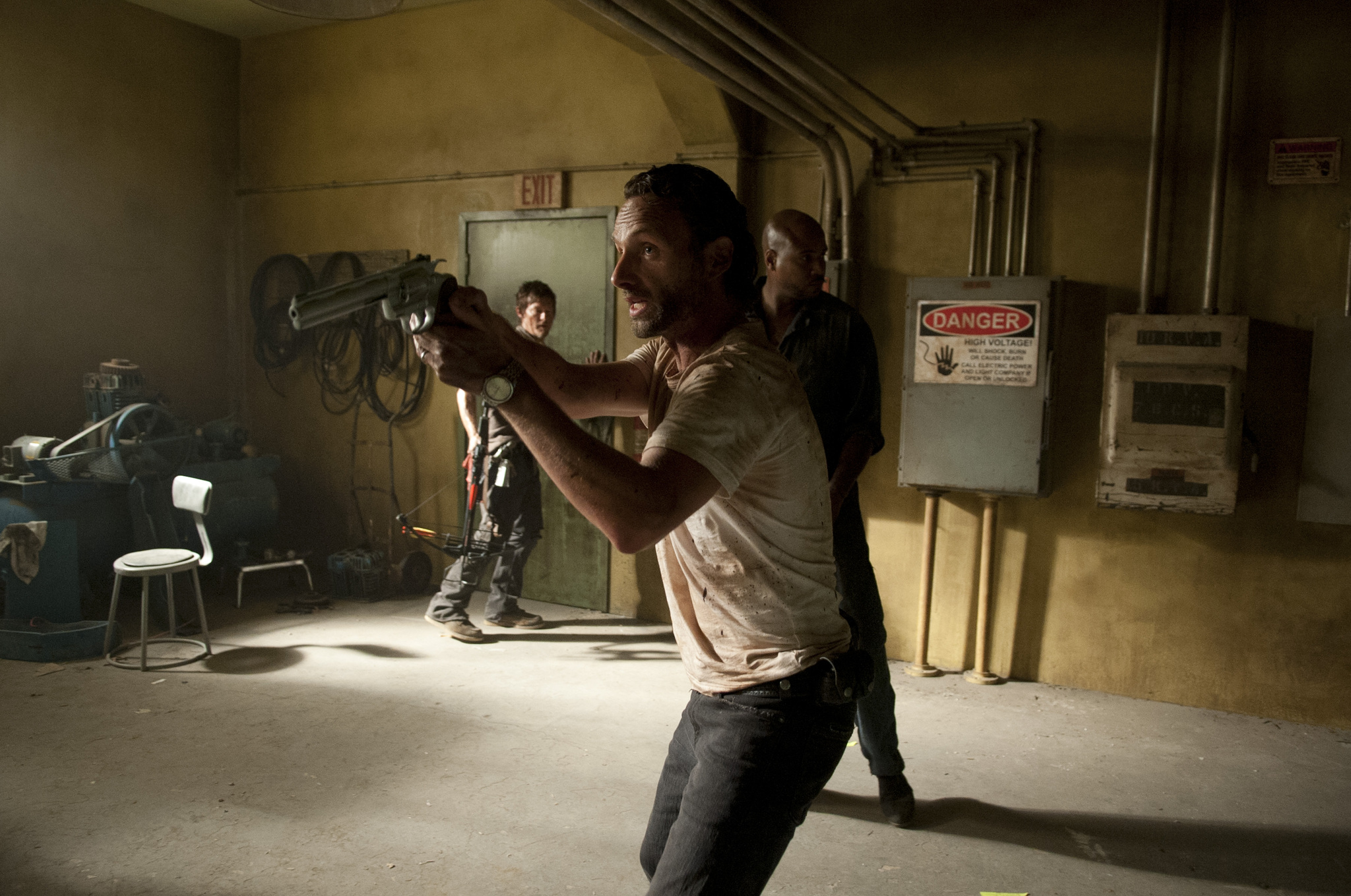 The Walking Dead 3×04 – Asesino interior