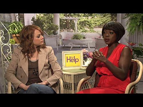 The Help: IMDb Original Interview - Emma Stone & Viola Davis