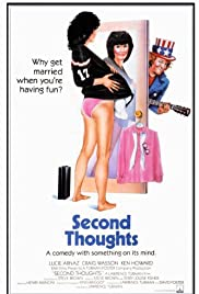 Second Thoughts Poster