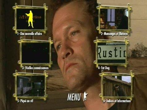 Michael Rooker in Brown's Requiem (1998)