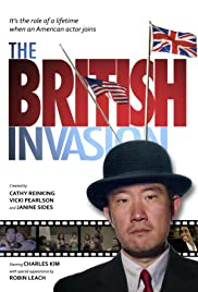 The British Invasion Poster