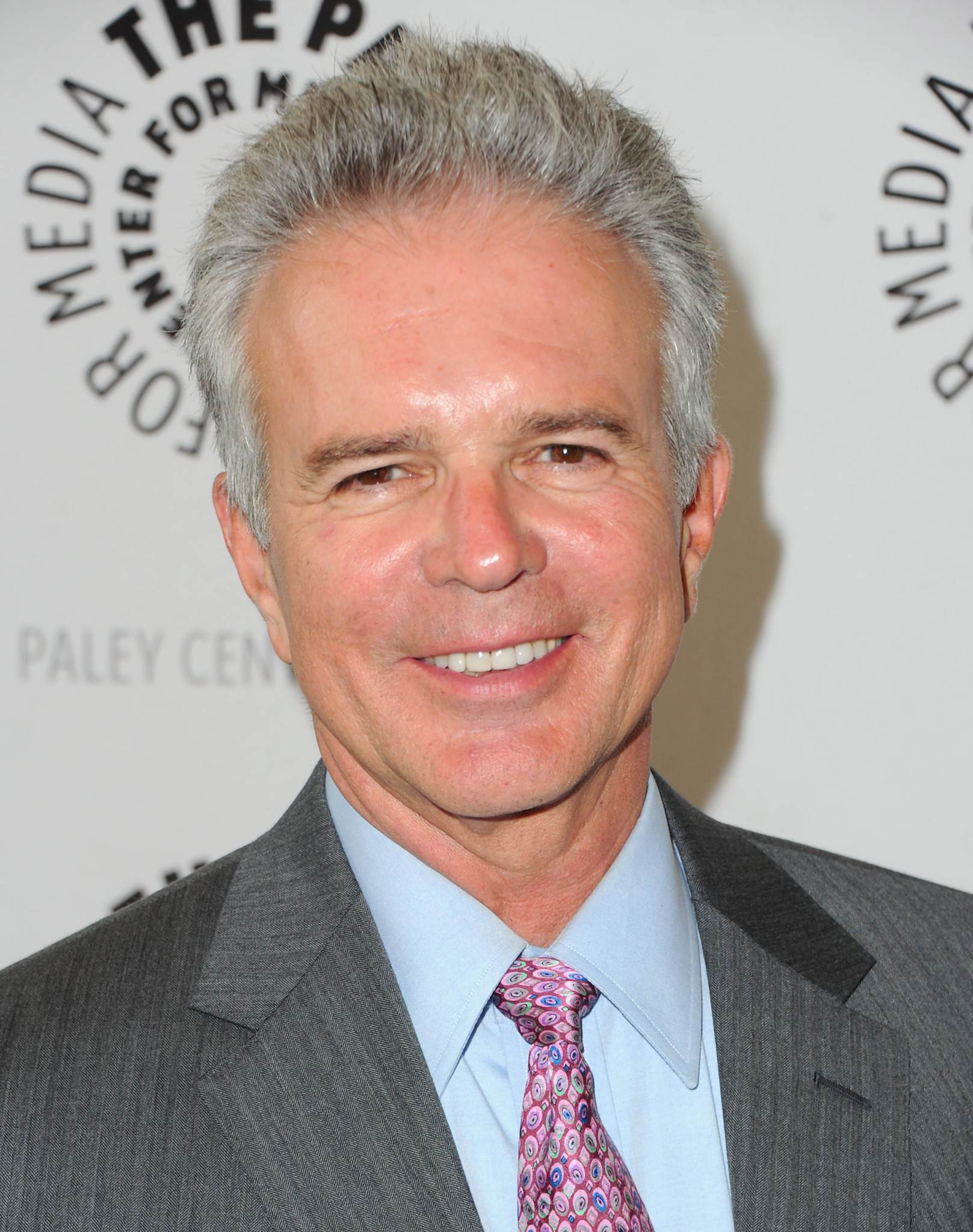 Tony Denison at an event for The Closer (2005)