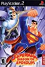 Superman: Shadow of Apokolips (2002) Poster