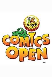 Comics Open Poster