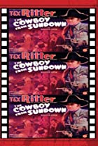 The Cowboy from Sundown (1940) Poster