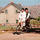 Paul Newman and Katharine Ross in Butch Cassidy and the Sundance Kid (1969)