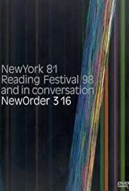 New Order 3 16 Poster