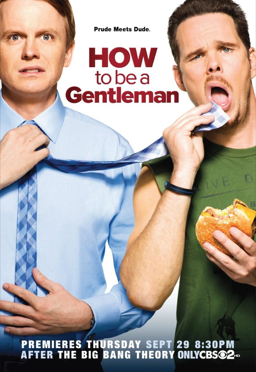 دانلود زیرنویس فارسی سریال How to Be a Gentleman