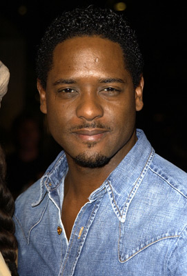 Blair Underwood at an event for Solaris (2002)