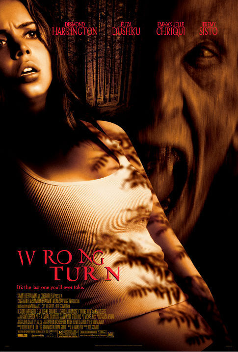 Wrong Turn movies / movie list