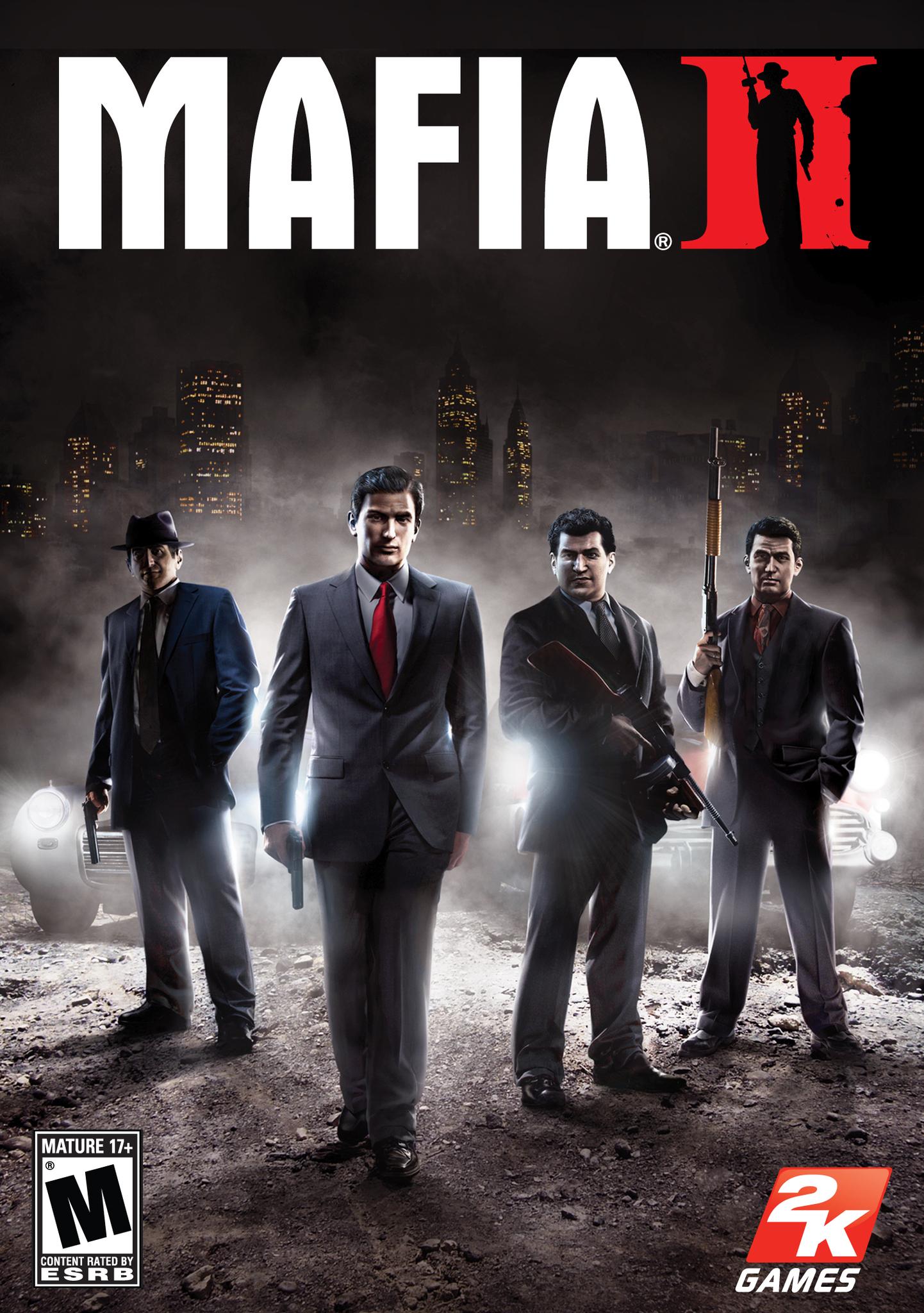 Top games similar to Mafia 2