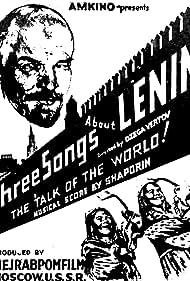 Tri pesni o Lenine (1934)
