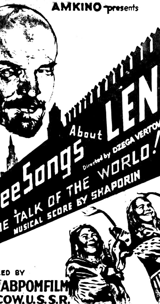 Tri pesni o Lenine (1934) Subtitles