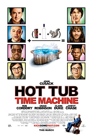 Hot Tub Time Machine (2010) online sa prevodom