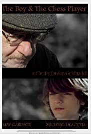 The Boy & the Chess Player Poster